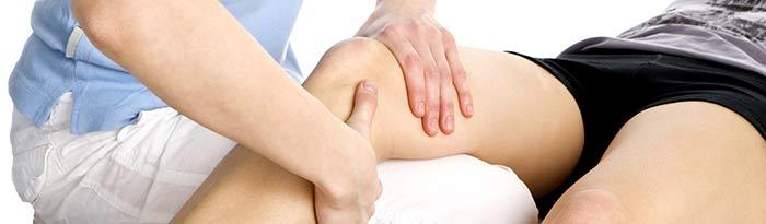 Tratamiento para el dolor de rodilla