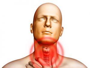 Tratamiento para dolor de garganta
