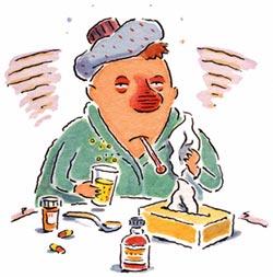 Tratamiento para gripe